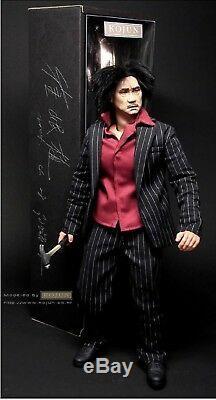 1/6 custom figure, oldboy very rare limited set by kojun not hot toys very rare