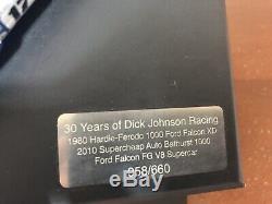 143 Biante Thirty Years of DJR Twin Set 1980 XD Falcon 2010 FG Falcon very rare