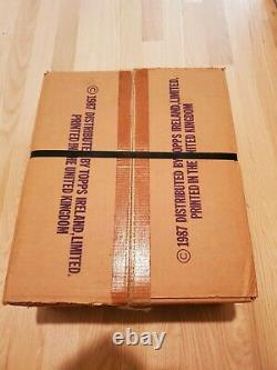 1987 Topps TIFFANY Factory Set CASE! SEALED! 6 full sets! Very rare last one