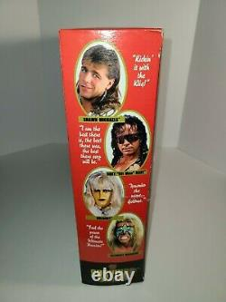 1996 WWF JAKKS BCA Limited Edition Survivor Series Box Set WWE VERY RARE