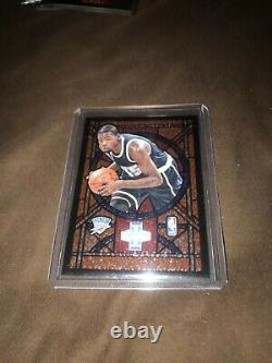 2012-13 Innovation Kevin Durant Stained Glass Ssp Very Rare Iconic Set Nets Mvp