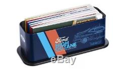2018 Ford Motorsport High Octane 7- Coin Collection Full Set in Tin-Very Rare