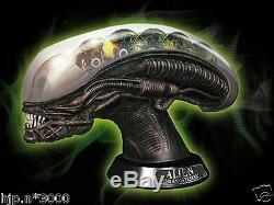 Alien Quadrilogy 25th Anniversary Head Figure DVD Set From Japan Very RARE