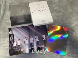 BTS Official HYYH 2016 Live On Stage Epilogue DVD Set VERY RARE
