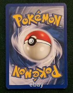 Charizard Base Set 2 Holo 4/130 Rare 1999 WOTC Shadow Pokemon Card Very Nice