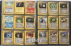 Complete Aquapolis Non Holo Pokemon Card Set 151 Cards E Reader 2002 Very Rare