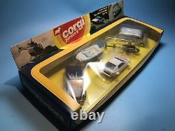 Corgi Junior Toy Vintage 3030 Bond 007 Spy Who Loved Me Gift Set Boxed Very Rare