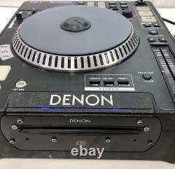 DENON DN-S5000 DJ CDJ Player Black 2 set DJ SET Rare working Very Good Japan