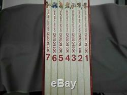 Dragon Ball Box Z DVD Set Goku Vegeta Collection Anime Japan VERY RARE! F/S