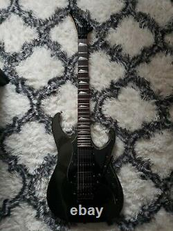 Fender Heartfield Talon Guitar very rare. Floyd Rose. Just set up