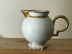 Gio Ponti for Richard Ginori magnificent and very rare tea/demitasse set, 9 cups
