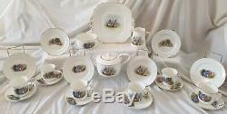 Grimwades Beatrix Potter Very Rare Adult Tea Set Including Cake Plate