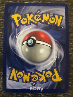 Gyrados Pokemon Card Shadowless 1st Edition Base Set Holo 6/102 Very Rare