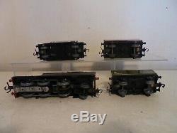 Hornby Dublo-Very Rare LNER Goods Set Black N2 (9596) excelnt/boxd c1947/8