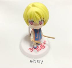 Hunter x Hunter Chibi Kyun Chara 6 Figure Complete Set Banpresto Japan Very Rare