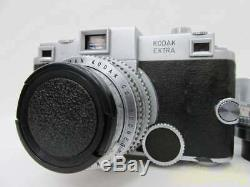 KODAK EKTRA Rangefinder Camera WithLens Set 2500 Limited Very Rare