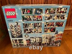 LEGO 10255, Assembly Square Creator Modular, NEW Sealed VERY RARE! Free Ship