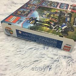 LEGO 75920 Raptor Escape Jurassic World Dinosaurs VERY RARE Brand New