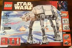 LEGO Star Wars MOTORIZED WALKING AT-AT #10178. 1137pc. Very Rare. Sealed In Box
