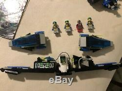 LEGO Very Rare System Vintage Space Monorail Transport Base Train 6991 Complete