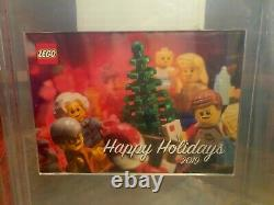 Lego 2019 4002019 Christmas X-wing Employee Exclusive Sdcc Afa 8.5 Very Rare