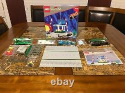 Lego 9v Manual Level Crossing 4532 Very Rare