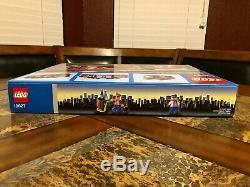 Lego 9v Train Engine Shed 10027 New Sealed World City Very Rare