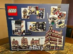 Lego Cafe Corner 10182 Modular Series New Sealed Very Rare