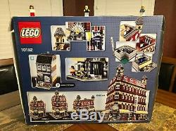 Lego Cafe Corner 10182 Modular Series Very Rare