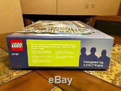 Lego Market Street 10190 Modular Series New Sealed Very Rare