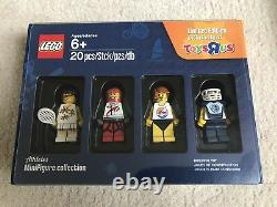 Lego Minifigures Limited Edition Collection Full Set Now Very Rare BNIB