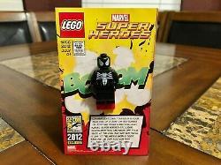 Lego Shazam Phoenix Bizarro Black Symbiote Spider Man 2012 Sdcc Very Rare