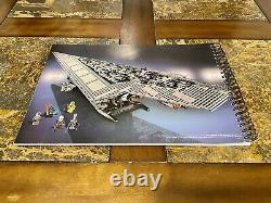 Lego Star Wars 10221 Super Star Destroyer Ucs Series Very Rare
