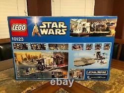 Lego Star Wars Cloud City 10123 Boba Fett Luke Skywalker Lando Very Rare
