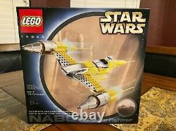 Lego Star Wars Naboo Star Fighter 10026 Ucs New Sealed Very Rare