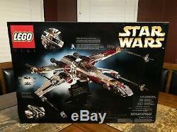 Lego Star Wars X-wing Fighter Ucs 7191 Bonus Very Rare
