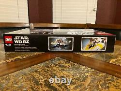 Lego Star Wars Y-wing Attack Star Fighter 10134 Ucs New Sealed Very Rare