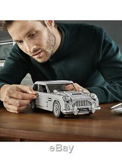 Lego Technic # 10262 James Bond Aston Martin DB 5 BRAND NEW (Sealed) Very Rare