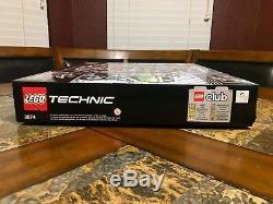 Lego Technic Combine Harvester Dragster 8274 New Very Rare