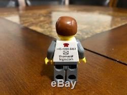 Lego Thomas Kirk Kristiansen Minifigure New Rarer Than Mr Gold Sdcc Very Rare