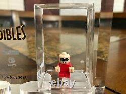 Lego Tt Games Trophy Brick Jack Jack The Incredibles Sdcc Very Rare