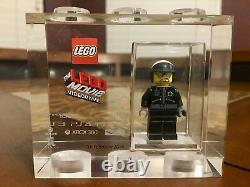 Lego Tt Games Trophy Brick Lego Movie Bad Cop Sdcc Very Rare