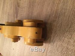 Lego Vintage Wood / Holz 1940s 1950s Disney Pluto VERY RARE