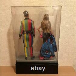 MOSCHINO Gold Label Barbie & Ken Dolls Gift Set Mattel 2016 Very Rare New