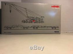 Marklin Ho 49952 Goliath Crane Set digital Brand New Very Rare