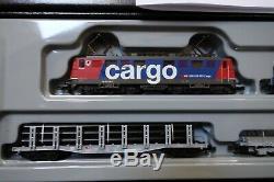 Marklin spur z scale/gauge. Swiss Freight Transport Train Set. VERY RARE
