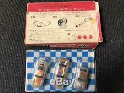 Mattel Red Line Minica G&S Set Hot Wheels Goukin Very rare Mini Var Vintage Item
