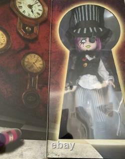 Mezco Living Dead Dolls Alice In Wonderland 5 Figure Set Japan Very Rare FedEx