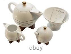 Museum piece Very Rare Michael Graves For Swid Powel Coffee Set