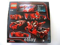 NEW IN BOX LEGO 8156 FERRARI RACERS FXX 117 Very Rare